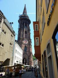 フライブルクは暑い町(ドイツでは) - ドイツの優しい暮らし Part 2