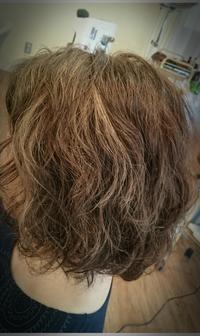 グレーカラー&ハイライト - 松江市美容室 hair atelier bonet(ヘアアトリエボネット)