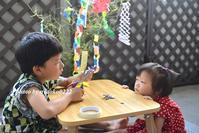 七夕の日 - nyaokoさんちの家族時間