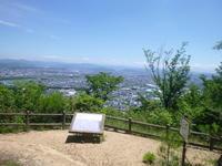 今日のお気に入り写真 鳩吹山 (313.5M)  犬山まで縦走する - 風の便り