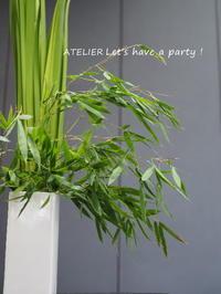 「7月のテーブルコーディネート&おもてなし料理レッスン」明日からスタート~♪ - ATELIER Let's have a party ! (アトリエレッツハブアパーティー)         テーブルコーディネート&おもてなし料理教室