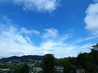 2017年07月07日・・・お天気は下り坂?? - 空と雲,季節の風と光と・・・景色