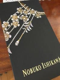 石川暢子煌めく世界 宝石展 GINZA SIXギャラリーで - やさしい光のなかで