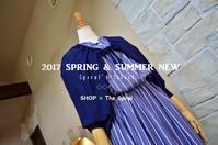 """2017 Summer Style New for Sale!... 7/7fri"" - SHOP ◆ The Spiralという館~カフェとインポート雑貨のある次世代型セレクトショップ~"