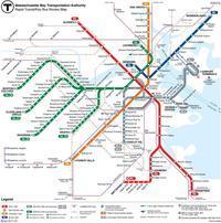 2017 ボストン地下鉄「 T 」の乗り方 (特にグリーン・ライン) - 近代文化遺産見学案内所