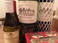 ボルドーの赤ワイン - 風路のこぶちさわ日記