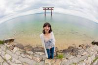 白鬚神社ポトレ@琵琶湖湖西 - ::Viewfinder::