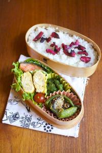 6月の高校生弁当と代替給食【前半】 - peddyのくまちゃん カメラを持って。