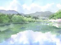 更新 - はるさき水彩画blog