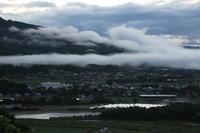 名胡桃城址から雲海を撮るつもりが… (撮影日:2017/7/5) - toshiさんの気まぐれフォトブログ