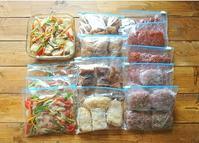 イエシゴトVol.221 食材2WAYで今週の作りおきとご報告と。 - YUKA'sレシピ♪