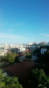 今朝の那覇 - 京都ときどき沖縄ところにより気まぐれ