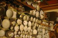 毎年恒例 やきもの市の並べ方予習。 - 陶房呑器ののんびり日記