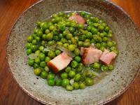 グリーンピースのコンソメ煮 - sobu 2