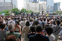 都議選最終日 - ムキンポの exblog.jp