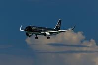 那覇空港 夏季限定スターフライヤー就航 - 南の島の飛行機日記