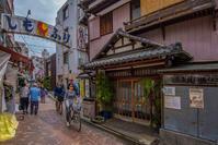 記憶の残像 2017年 花の東京 -20 東京都北区 しもふり商店街 - ある日ある時 拡大版