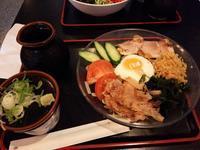 夏たぬきそば(梅乃家:千歳市末広4) - eihoのブログ