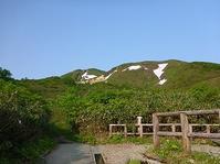 113 秋田駒ヶ岳、209 烏帽子岳(乳頭山) - ヤマオヤジの登山日記