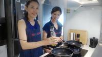 台湾のお料理教室へ♪   GOTUCOOK - 大阪薬膳 Jackie's Table  おもてなし料理教室