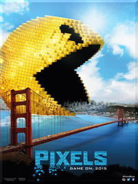 ピクセル ☆☆☆☆☆☆☆ - The Movie -りんごのページ-