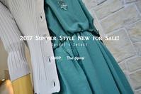 """2017 Summer Style New for Sale!... 7/8sat"" - SHOP ◆ The Spiralという館~カフェとインポート雑貨のある次世代型セレクトショップ~"