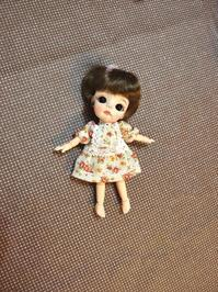 小雛ちゃんの衣装製作中~~♪ - rubyの好きなこと日記