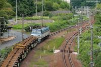 21両編成8090レ@セノハチ。 - 山陽路を往く列車たち