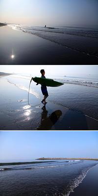 2017/07/08(SAT) 穏やかな週末の海辺では........。 - SURF RESEARCH