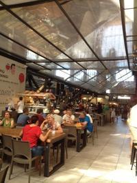 中央市場1階でプチ料理教室はいかが? - フィレンツェのガイド なぎさの便り