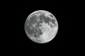 月齢14.4 - 遥かなる星々の煌めき