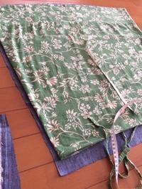型紙なしのシンプルスカート - *Smile Handmade* ~スマイルハンドメイドのブログ~