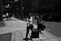 炎天白山 - Yoshi-A の写真の楽しみ