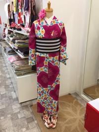 今日の浴衣コーディネイト☆ - Tokyo135° sannomiya