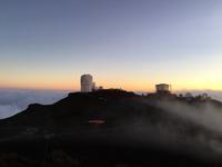 休暇の日々〜⑥ハレアカラ山頂 サンセットと満天の星空 - 4Hands duo Diary 連弾日誌