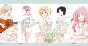 june bride - ホップステップストック