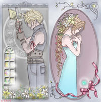 FFメインテーマ「祈り」〜pray〜 - えありすのお絵描き帳