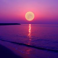 満月と新月 どっちがパワー強い? - 三恵 poem  art