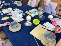 【小丼ぶりにもなる、抹茶茶碗】 - 出張陶芸教室げんき工房