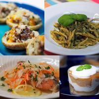 8月レッスンのご案内(イタリア料理) - ソムリエが教える  イタリア、フランス 地方のおそうざい