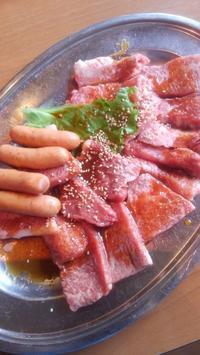 焼肉とご飯 - おでかけメモランダム☆鹿児島