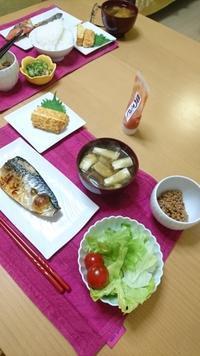 日曜日の朝ごはん - trintrin☆dolce☆