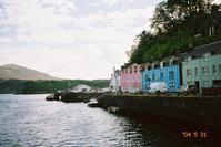 <転載> 2004 スコットランド記 ⑲スカイ島に行く(5日目) - アマミツル空の色は Ⅱ