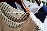 """2017 Summer Style New for Sale!... 7/9sun"" - SHOP ◆ The Spiralという館~カフェとインポート雑貨のある次世代型セレクトショップ~"