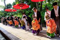 祇園祭2017 綾傘鉾稚児社参 - 花景色-K.W.C. PhotoBlog
