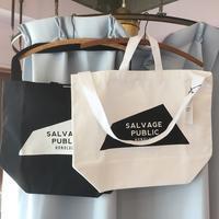 SALVAGE PUBLIC ロゴトートバッグ - BEATNIKオーナーの洋服や音楽の毎日更新ブログ