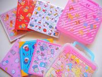 サンリオ 『選んで ミニ折り紙風メモ』 - ダリア日記帳