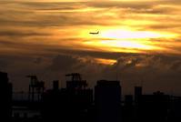 黄昏の空 - 京都ときどき沖縄ところにより気まぐれ