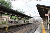 藤田八束の鉄道写真@山崎カーブ、岸辺駅、新長田駅を通過する貨物列車を激写 - 藤田八束の日記