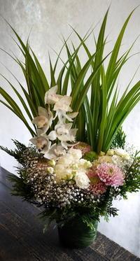 御命日に。澄川6条にお届け。2017/07/04。 - 札幌 花屋 meLL flowers
